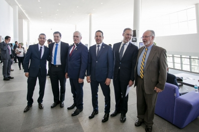 Inaugura Gobernador Cumbre de Negocios World Trade Center ITS SUMMIT 2019